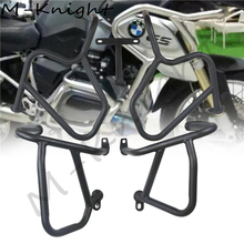 For BMW R1200GS GS 1200 LC 2013 2014-18 One set of Frame Protection Motorcycle Engine Bumper Guard Crash Bars Protector motorcycle one set of frame protector upper lower crash bar engine tank guard bumper for bmw r1200gs r 1200 gs 1200gs 2007 2012
