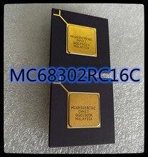 (1 pces) mc68302rc16c pga incorporado/microprocessador novo e original