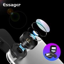 Essager Phone Camera Lens Wide Angle 15X Macro Lens