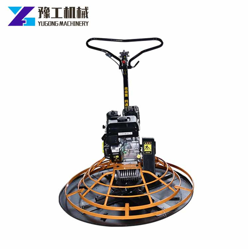 Diesel Hand Trowel Machine Floor Polishing Square Site Learning Playground Ground Grinding And Polishing Special