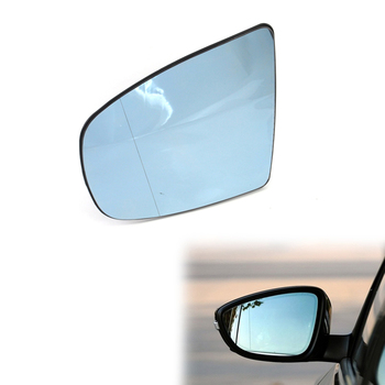New Left Door Side Mirror Rearview with Heated Function 51167174981 Replacement for E70 x5 x6 E71 E72 2008-2013 image