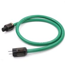 цена на Hi-end Mcintosh 2328 power line ,HIFI EU version Power Cable , schuko audio power supply connector cable cord wire