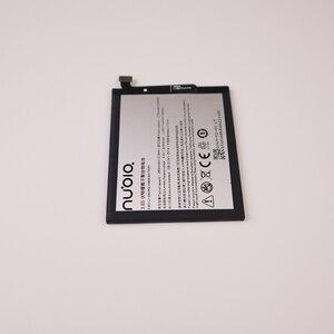 Image 3 - بطارية 100% أصلية جديدة 3.85 فولت 2830 مللي أمبير Li3827T44P6h726040 ل ZTE Nubia Z11 بطارية صغيرة NX529J + أدوات مجانية