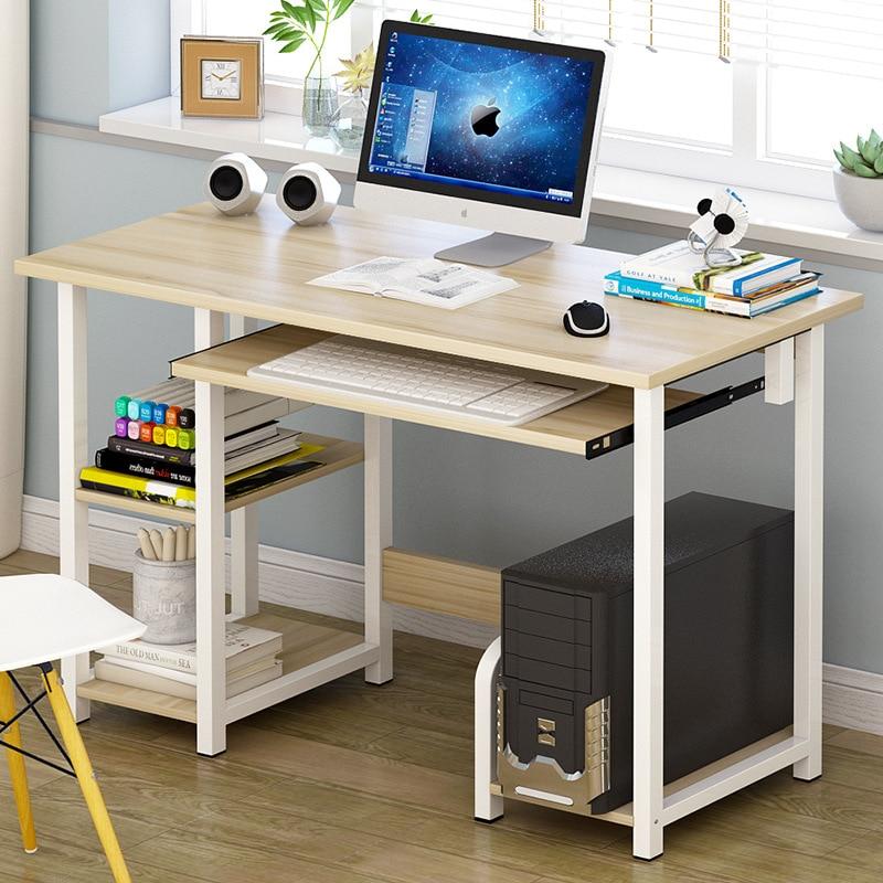 Desktop Computer Desk Modern Minimalist Home Office Desk Simplicity Students Desk Combination Desk On Behalf