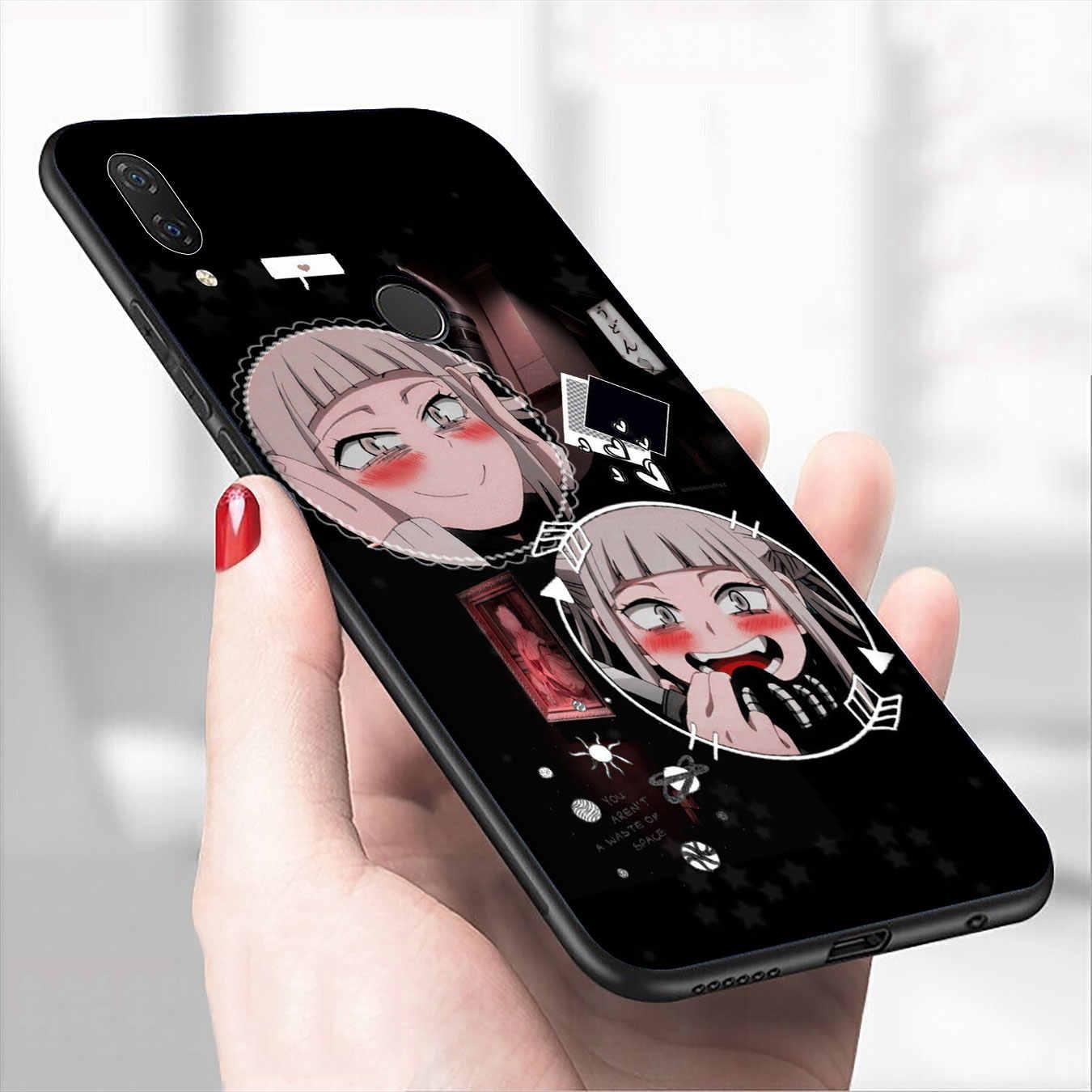 私のヒーロー学界アカデミーソフトシリコーン電話ケース xiaomi redmi 注 8 8 t 8A 7 7A 6 6A 5 5A 行く S2 K30 K20 プロ黒カバー