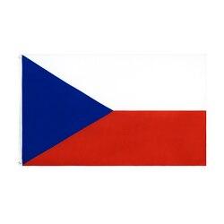 Xiangying 90x150cm CZ CZE czeska flaga