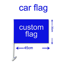 Window flag and banner design logo 2024 trump election flag double sided flag polyester 30cmx45cm support customization