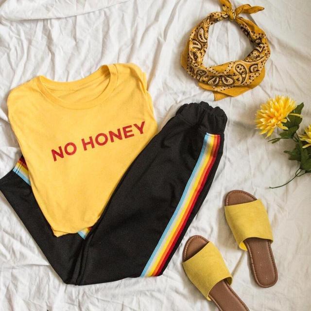 Verão senhoras algodão camiseta topo bonito padrão feminino camiseta moda impresso de manga curta camiseta amarelo respirável mulher tshir