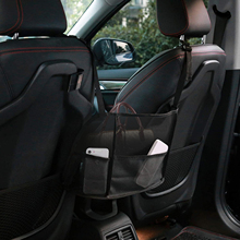 Safego Car Net Pocket borsa sedile Mesh Organizer Holder Net Bag barriera del sedile posteriore Pet custodia per Auto per documenti telefonici