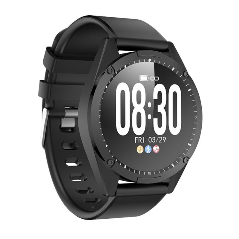 Men Sport Pedometer Smart Watch IP67 Waterproof Fitness Tracker Heart Rate Monitor Women Clock Smartwatch in Smart Watches from Consumer Electronics