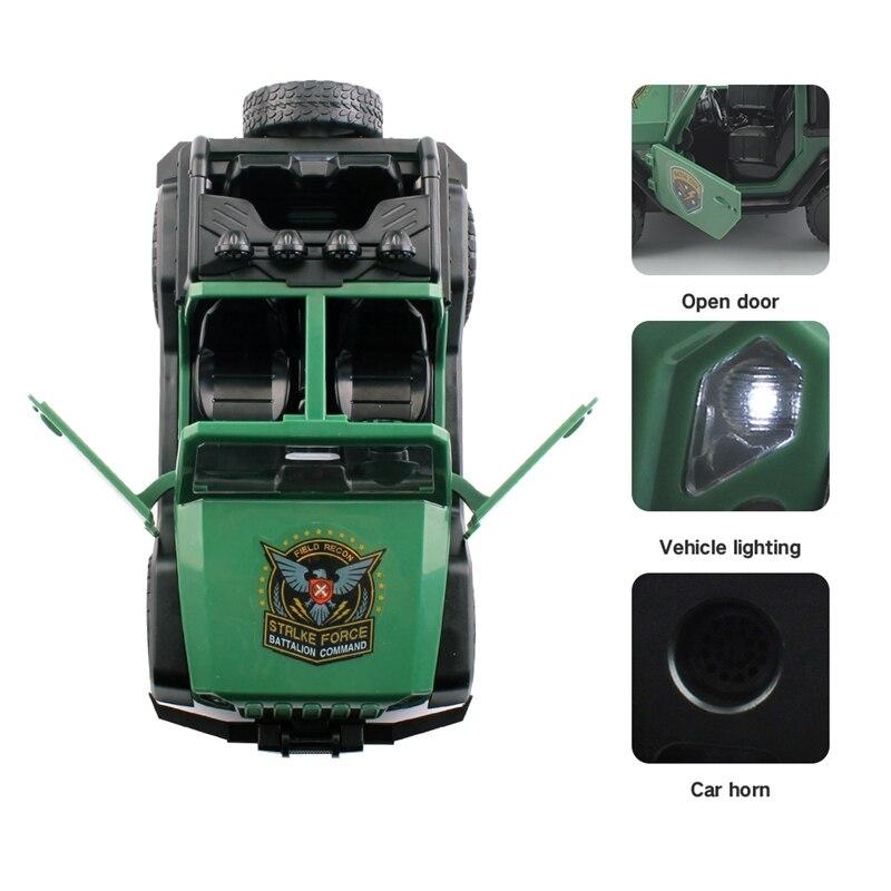 montagem suv brinquedo carro destacavel carga 04