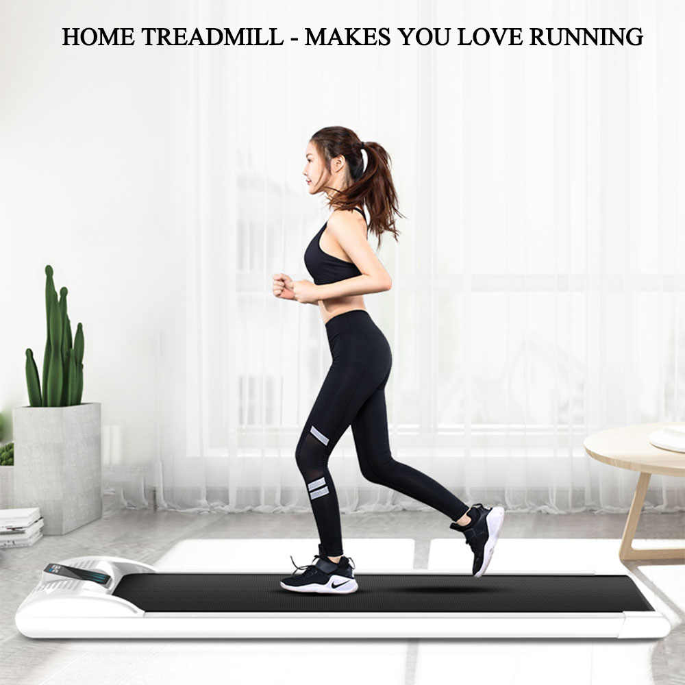 Multi-Function GYM Stepper Walking Fitness ลู่วิ่ง MINI Home ลู่วิ่ง Indoo Body Building Running Simple เดินเครื่อง