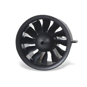 Image 2 - FMS 70mm kanallı Fan EDF Jet 12 bıçakları 3060 KV1900 Motor 6S Pro RC uçak uçak uçak motor gücü sistemi 2700g baskı