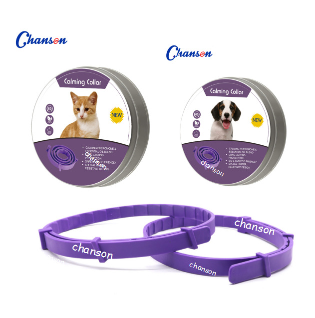 Pet Stabilization Neck Ring, Cat Dog Pacify Neck Ring Mitigate Anxiety