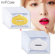 Hot Sale Lip Mask 10Pcs United Moisturizing Nourishing Membrane Anti Wrinkle Aging Care