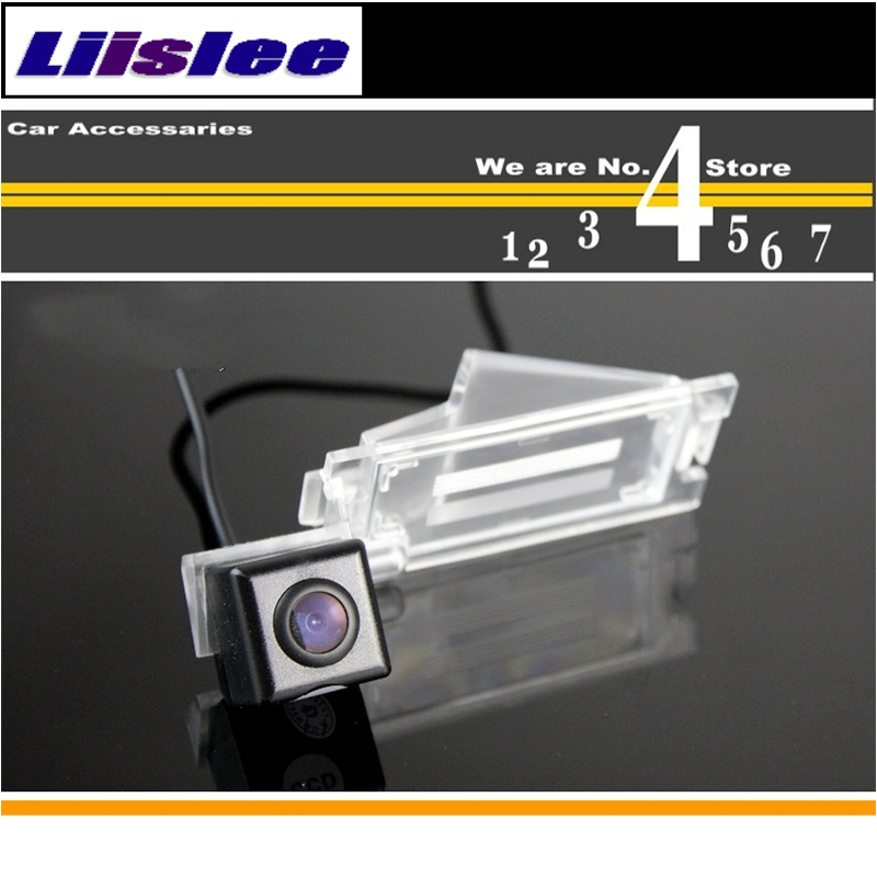 Liislee For Dodge Caliber 2007~2012 High Quality Rear View Back Up Camera Car Camera For PAL : NTSC to Use : CCD + RCA5