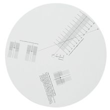 Ruler Turntable-Accessories Record Vinyl for Calibration-Plate Pickup Protractor-Adjustment-Tool