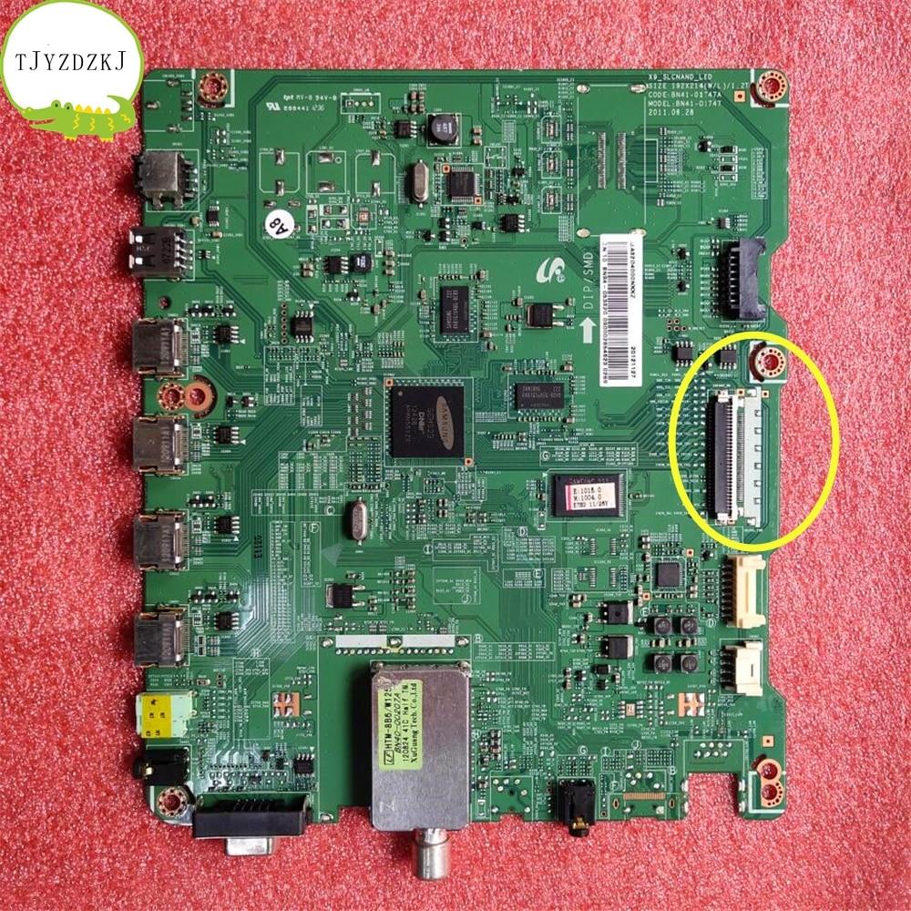 Good Test Main Board For Samsung BN41-01747A=BN41-01661A 01661B UA32D4000N Bn94-05382g Motherboard BN94-04635Z UE32D4000