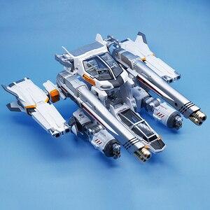 Image 5 - Robot transformable MFT Diaclone DA06, serie perdida, modelo de figura de acción, Guerrero, deformación, Anime