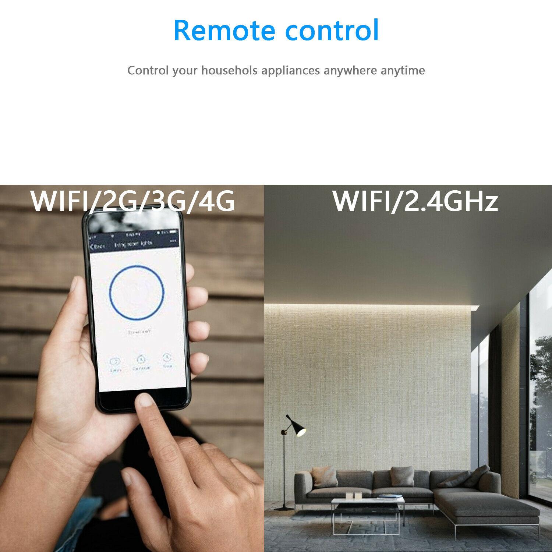 WI-FI inteligente interruptor de Parede Interruptor de