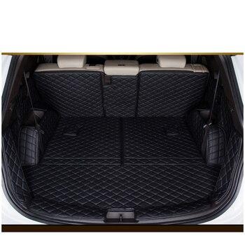 lsrtw2017 for hyundai santa fe leather car trunk mat cargo liner 2013 2014 2015 2016 2017 2018 3rd generation lsrtw2017 stainless steel car wheel hup cap panel for hyundai santa fe 4th generation 2019 2020