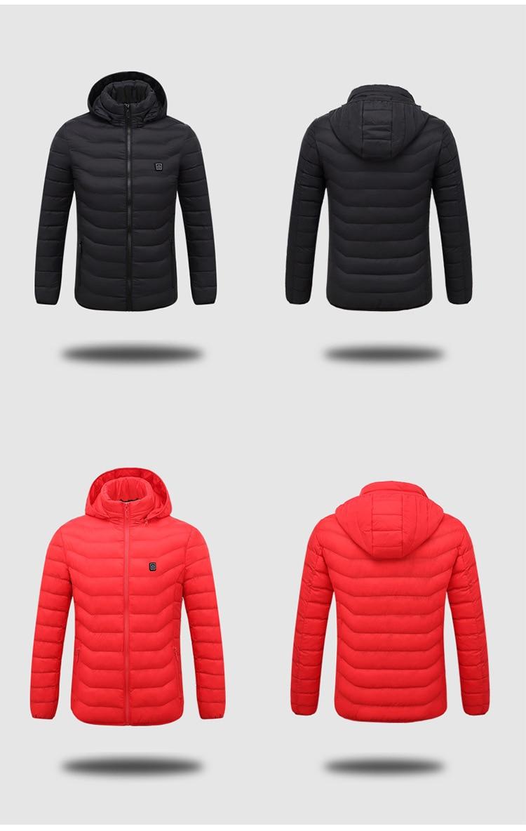 H49248ed3b5a44520898a77357bcbb16eM 3 Color Heated Winter Jacket
