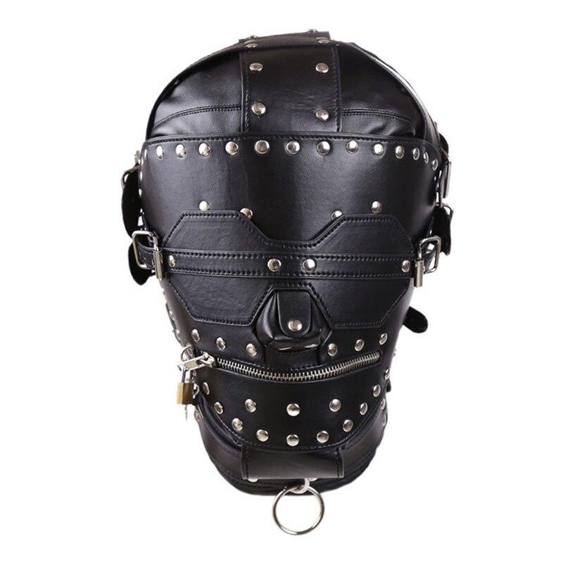 Slave Hood | BDSM Leather Mask
