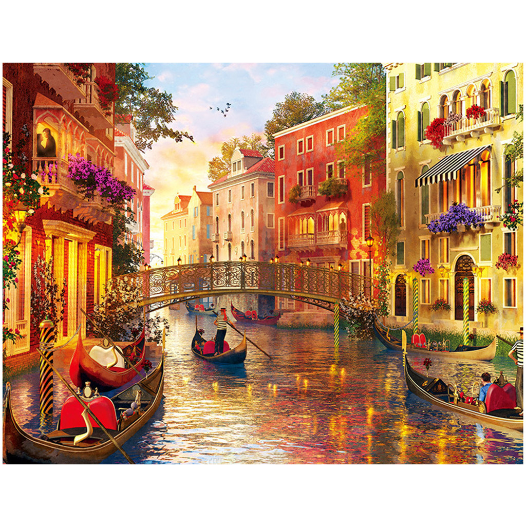 Toy Puzzle Educational Toys 2020 Adults Puzzles 1000 Piece Large Game Interesting Toys Personalized Gift Paper  Jigsaw Puzzle