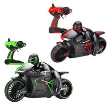 Car-Toys Motorcycle-Model-Toys Remote-Control Drift Stunt for Children Support High-Speed