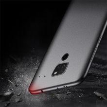 Sukoly Sandstone Hard Phone Case For Huawei Mate 20 Pro P20 Lite P30 Pro P Smart Plus Y9 2019 Y7 Pro 2018 Honor 8X NOVA 3i 4 rose leather flip case honor 8x y9 2019 mate 20 pro 20 lite 9 lite nova 3i p20 pro smart for huawei nova 3e p20 lite phone case