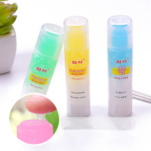 Glue Stick Strong Solid Adhesive Glue Stick Office Children's Handmade Safety High Viscosity Non-toxic Glue Stationery 8g
