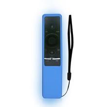 Пылезащитный мягкий Противоскользящий BN59-01259B/E силиконовый чехол с пультом дистанционного управления Smart tv Твердый защитный противоударный домашний чехол для samsung