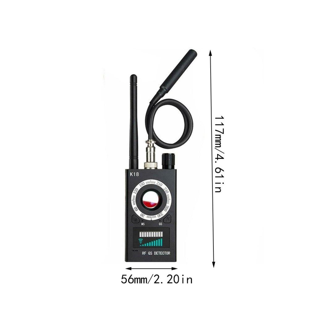 lente rf rastreador detectar produtos sem fio 05