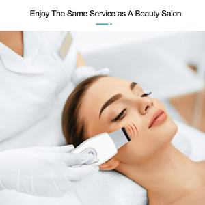 Image 5 - Konmison超音波スキンスクラバークレンザー洗顔マシンにきび除去美顔器超音波剥離クリーントーン