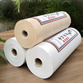 100m chinois riz papier rouleau pour peinture calligraphie brut Xuan papier blanc Antique peinture toile Art fournitures