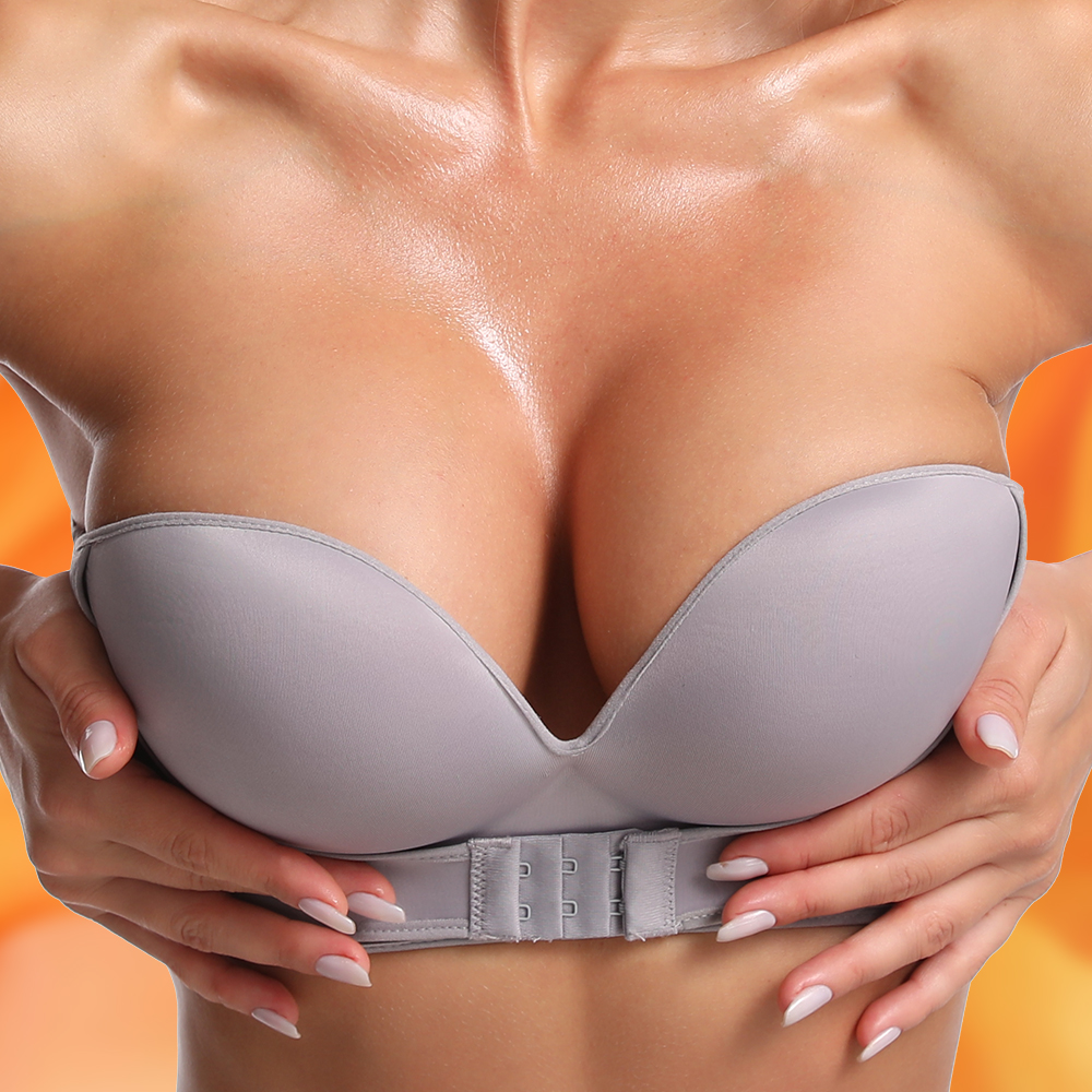 Soutien-gorge Push Up sous-vêtements pour femmes soutien-gorge Invisible Sexy femme Bralette soutien-gorge sans bretelles bretelles armature soutien-gorge à armatures sous vetement femme soutien gorge femme