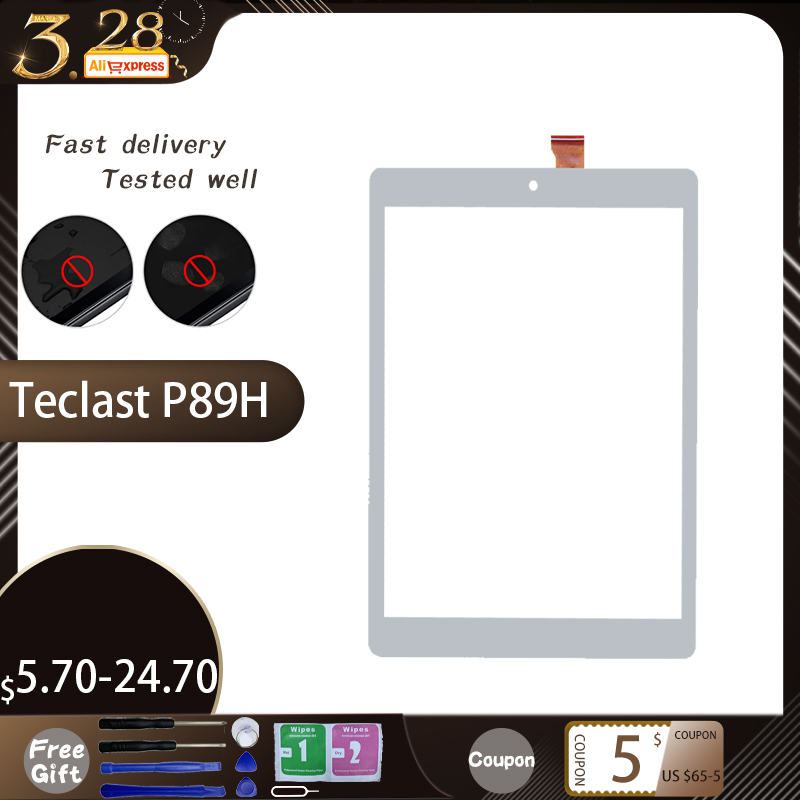 Original New For Teclast P89H 7.85 Inch Touch Screen For Tablet Touch Panel Digitizer Glass Free Shipping