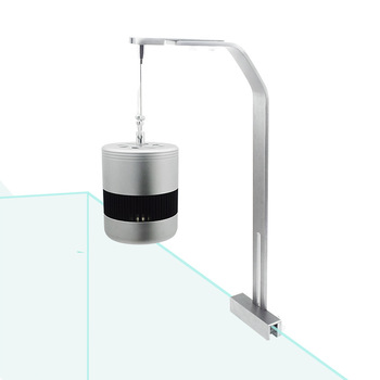 WEEK AQUA L-Stand LED Aquarium Lamp Panel Downlight Single Arm Bracket