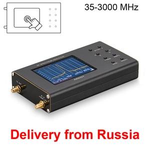 Image 1 - Analyseur de spectre portatif Arinst explorateur de spectre SSA TG R2 avec générateur de suivi 3 GHz