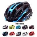 Бесплатная доставка 2020 Led велосипедный шлем сверхлегкий Mtb Горный Дорожный велосипед скоростной шлем для мужчин и женщин спортивный Аэро шл...