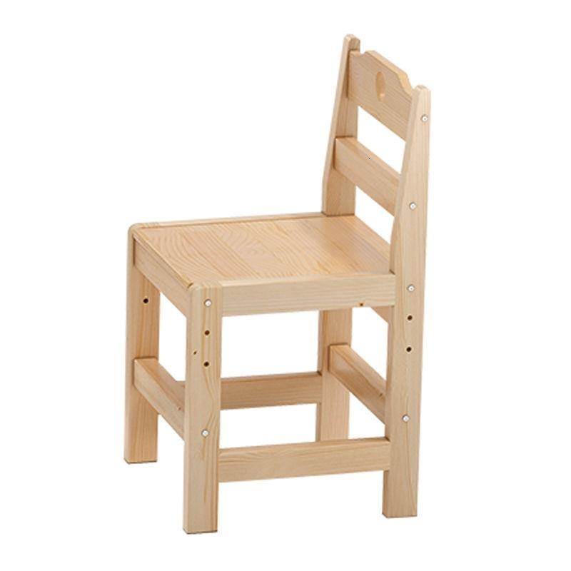 Mobiliario Meuble Infantil Infantiles For Children Silla De Estudio Wood Chaise Enfant Baby Furniture Adjustable Kids Chair