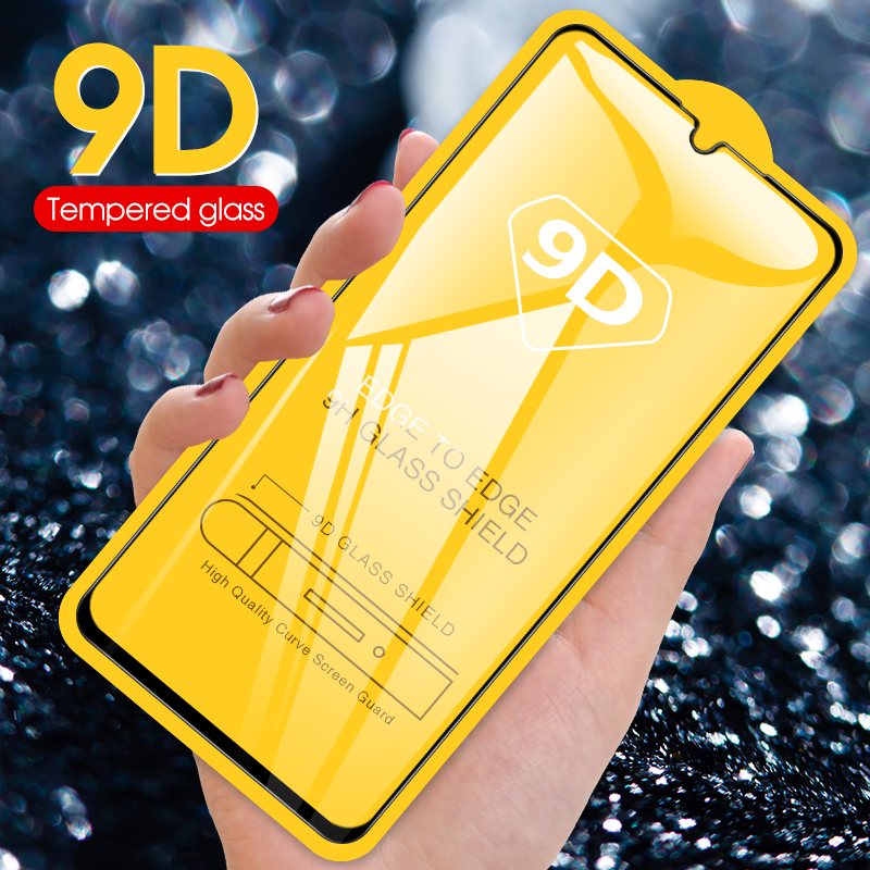 Premium Screen Protector For Huawei Honor 20 Pro 20i Tempered Glass Full Cover Protective For Honor View 20 10i 10 9 Lite 8X 8S