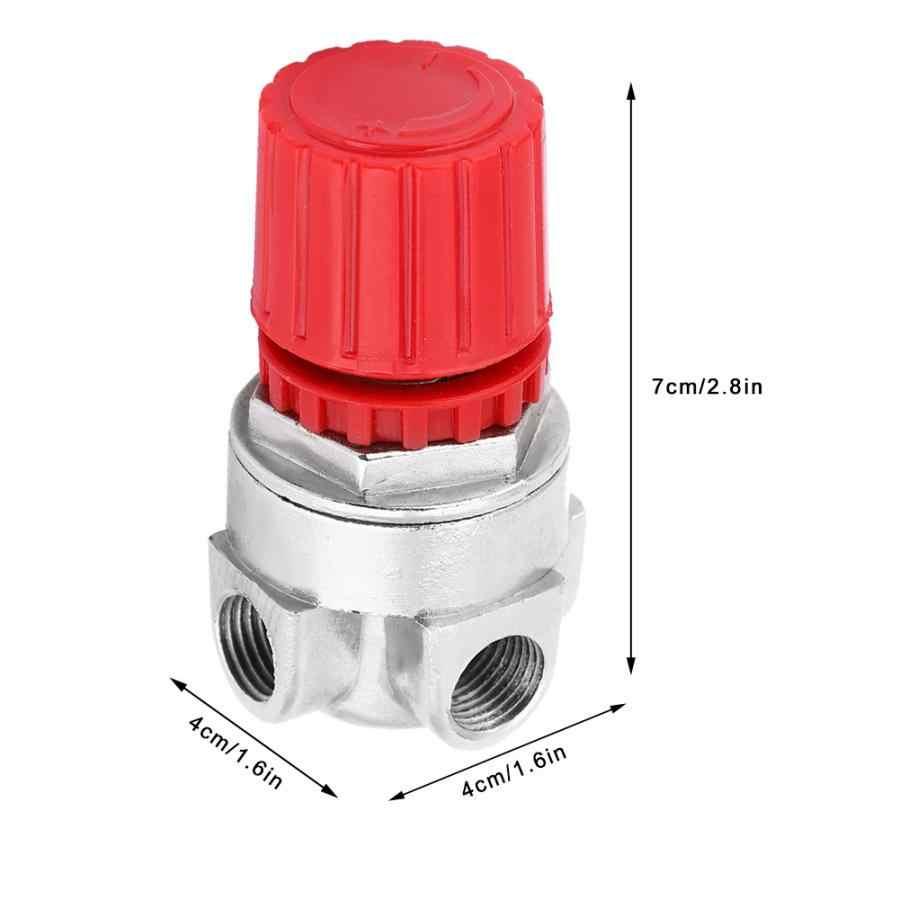 Akcesoria do sprężarek powietrza stal zaworowa wysoka dokładność 3 otwory/4 otwory regulacja ciśnienia dla rurociągów ciśnieniowych/naczyń