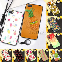 Fruit Plakjes Soft Phone Case Cover voor Xiao mi mi 6 8 9 8 9 se 8 LITE 9 Pro f1 A1 2 5X 6X(China)