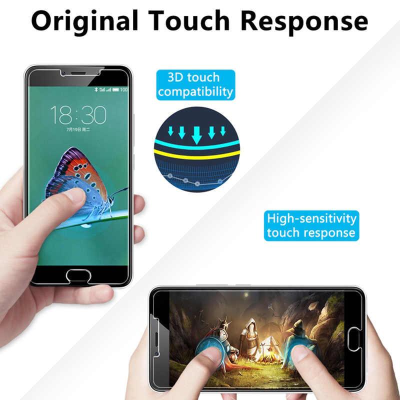 2 Chiếc 9H Toughed Điện Thoại Thông Minh Trước Cho V8 Pro X8 Note 9 8 Tấm Bảo Vệ Màn Hình Cho Meizu v8 Pro X8 Note 9 8 Có Kính Cường Lực