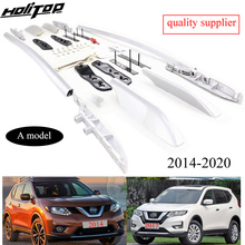 Rail Roof-Rack Nissan for New Rogue Screw-Or-Glue Fix Aluminum-Alloy by 3-Choices
