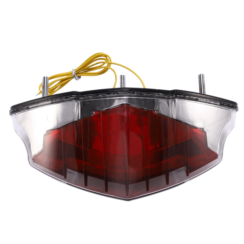 Rear Brake Tail Light Motorcycle <font><b>LED</b></font> Taillight for <font><b>BMW</b></font> F650GS R1200GS Adventure 2003-2014 Accessories image