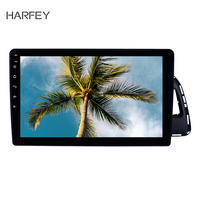 Harfey Android 8.1 GPS Navi HD 10.1 Car Stereo Player for Audi Q5 2010 2017 with Bluetooth WIFI AUX support DVR SWC 3G Carplay