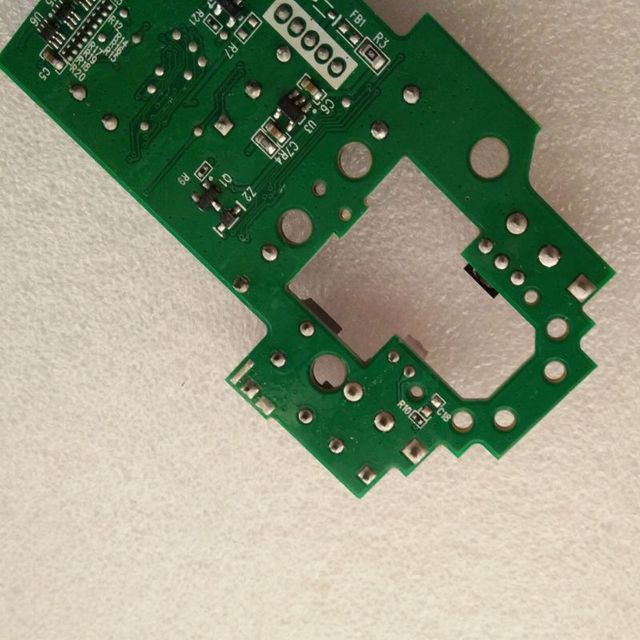 Repair Parts Mouse Motherboard Mouse Circuit Board for Logitech G502 RGB Edition Mouse 3