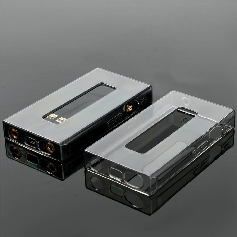 Image 4 - Для FiiO M11 Pro, мягкий прозрачный чехол из ТПУ, защитный чехол, футляр, чехолАксессуары для MP3 плееров и усилителей    АлиЭкспресс